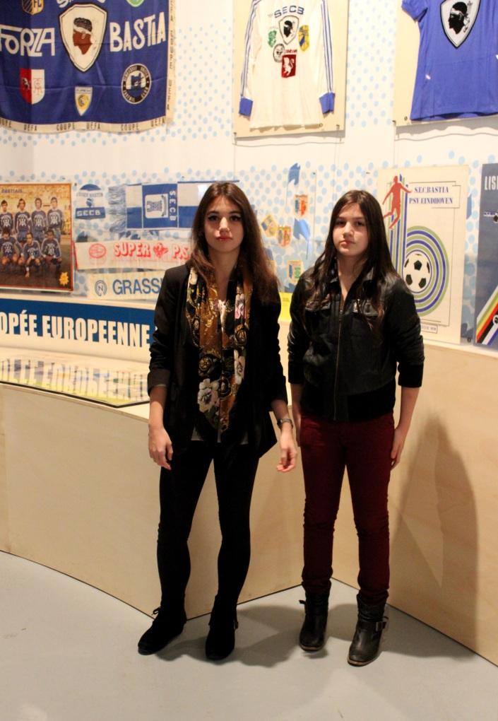 ARIAKINA ETTORI - ONDALINA ETTORI - RENCONTRES DU CINEMA NEO CONTEMPORAIN 2012 - Institut Régional du Cinéma et de l'Audiovisuel - LE PLUS COURT EN CORSE - Musée de la Corse