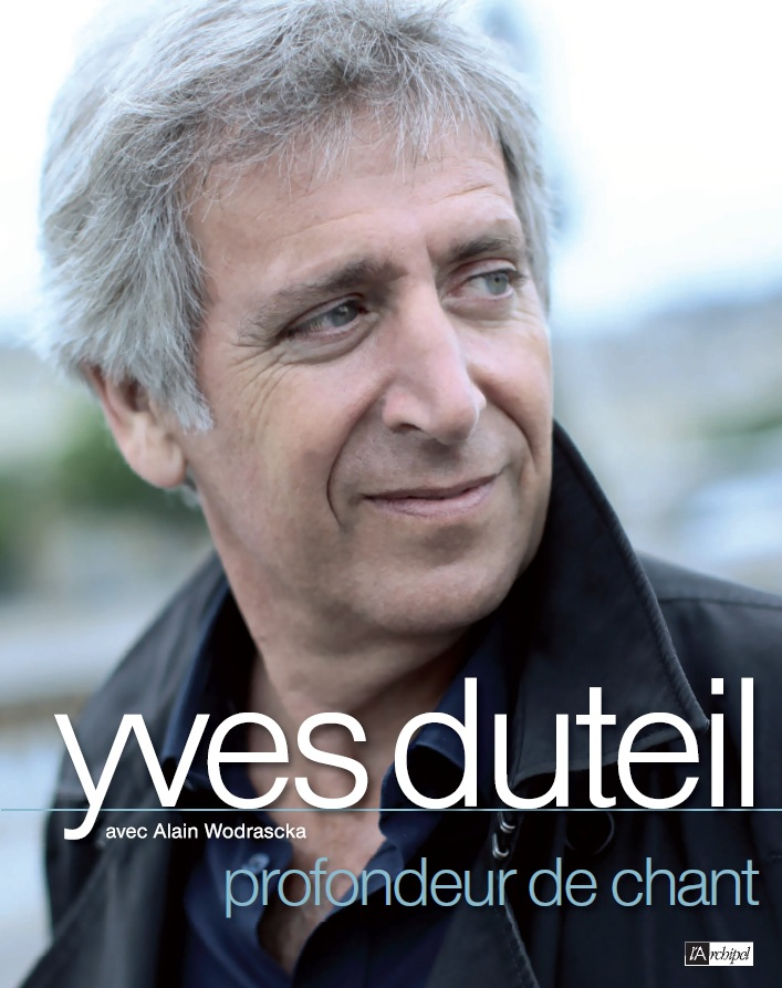 Yves Duteil - IRCA - profondeur de chant