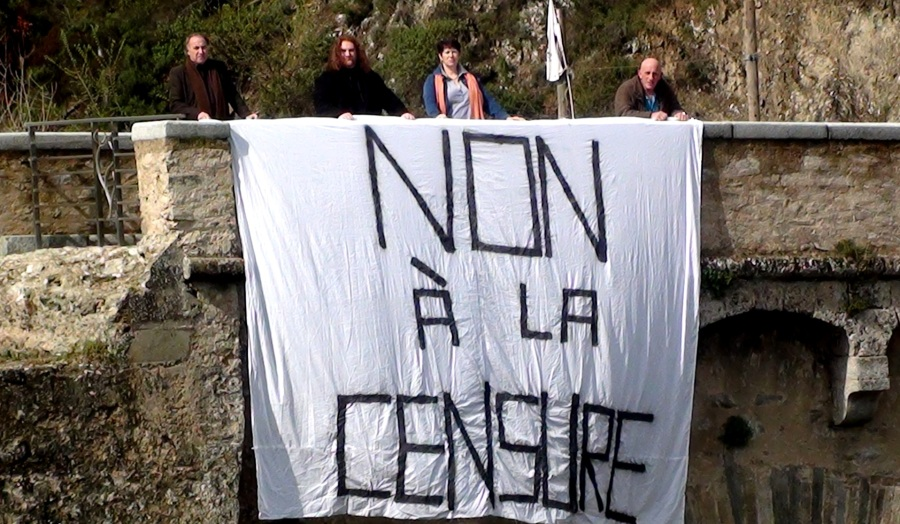 MAGA ETTORI - CONTRE LA CENSURE