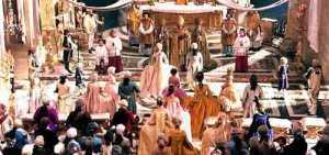 MAGA ETTORI - Marie Antoinette de Sofia Coppola - Le mariage