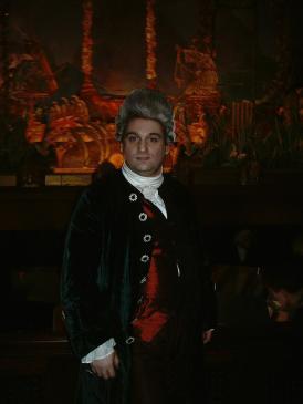 MAGA ETTORI - Marie Antoinette de Sofia Coppola - Opéra Comique