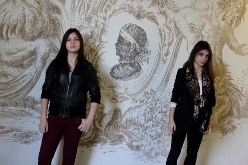 ONDALINA ETTORI - ARIAKINA ETTORI - MUSEE DE LA CORSE