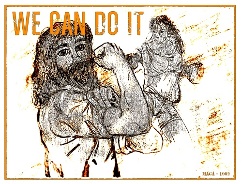 we can do it - Magà Ettori 1992
