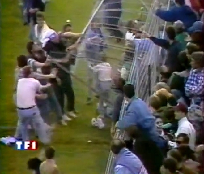 5 mai 1992, la catastrophe du Parc des Princes