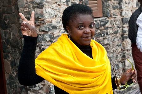 Cecile Kyenge Kashetu (Magà ettori) Blog