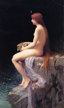 Pandore, par Jules Joseph Lefebvre, 1882, collection privée