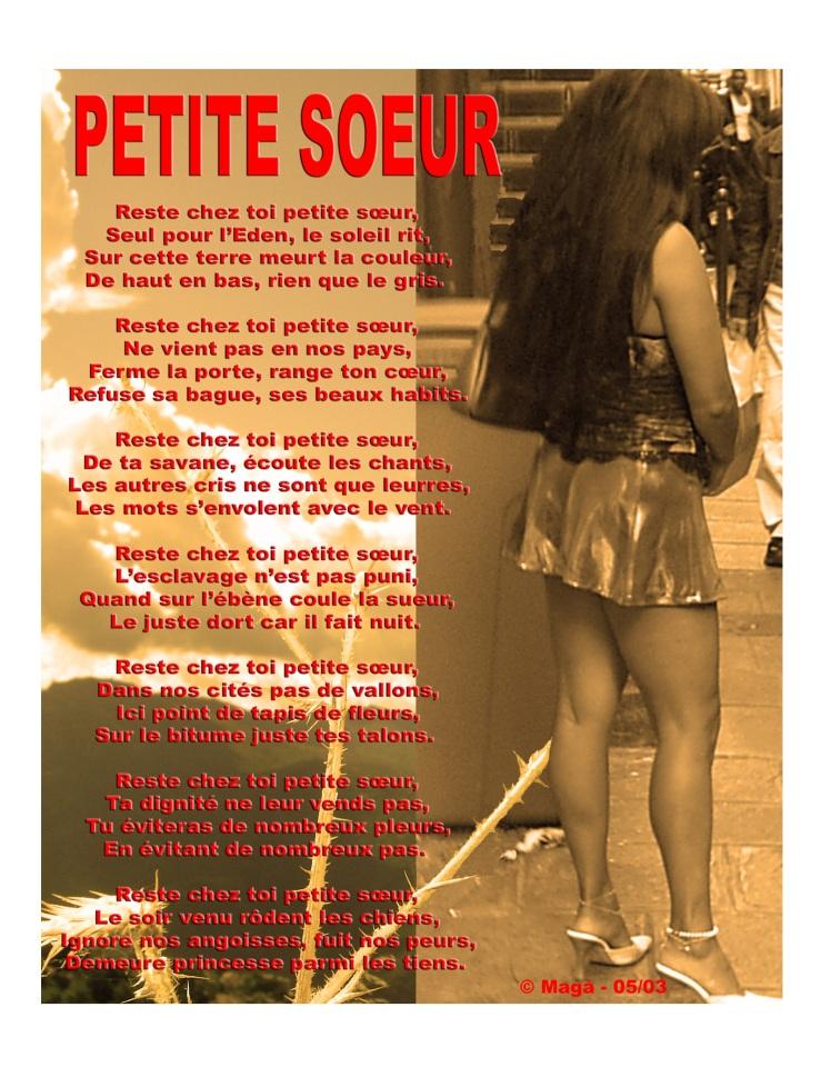 PETITE SOEUR (Magà Ettori - Blog)