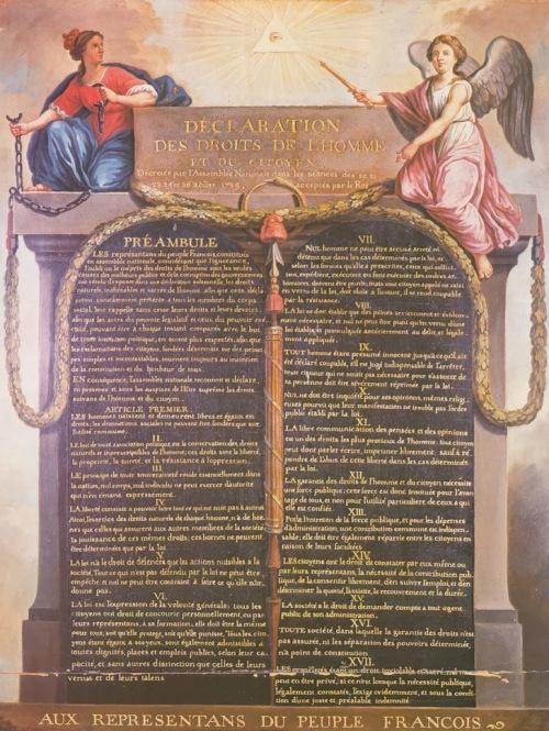 Droit de l'Homme (Magà Ettori - Blog)