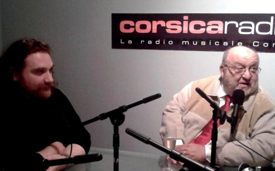 MAGA ETTORI - JACQUES RENUCCI - CORSICA RADIO