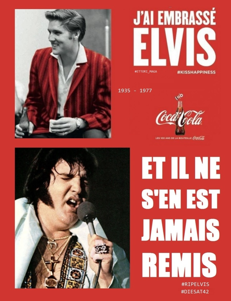 Elvis - coca (Magà Ettori - blog)