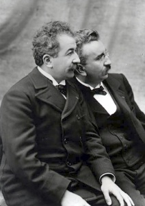 Frères Lumière (Magà Ettori - blog)
