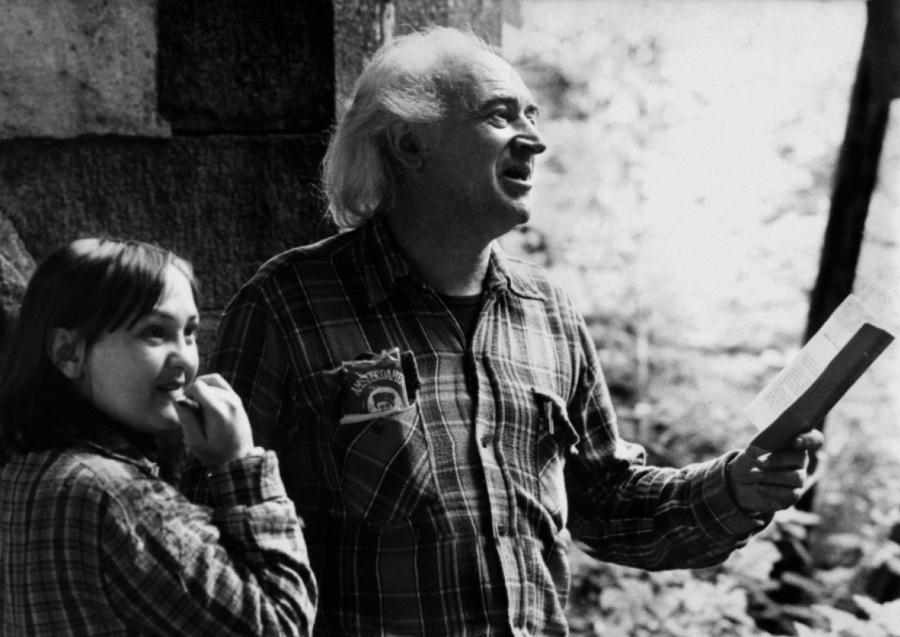 René Vautier - Prix Artiste Citoyen du Monde 1990 - Institut Citoyen du Cinéma