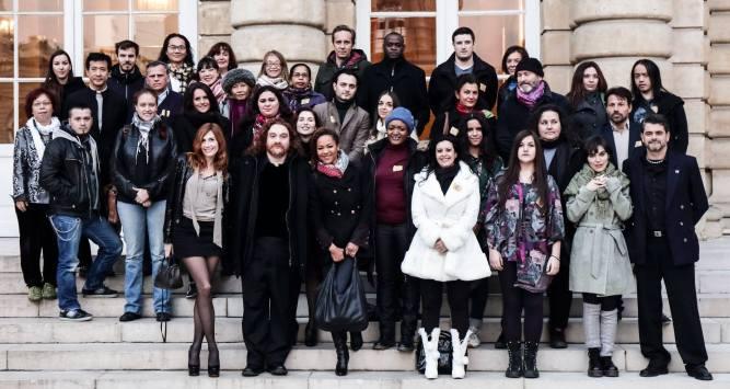 25e Prix Artiste Citoyen du Monde - SENAT 3 bis - MAGA ETTORI