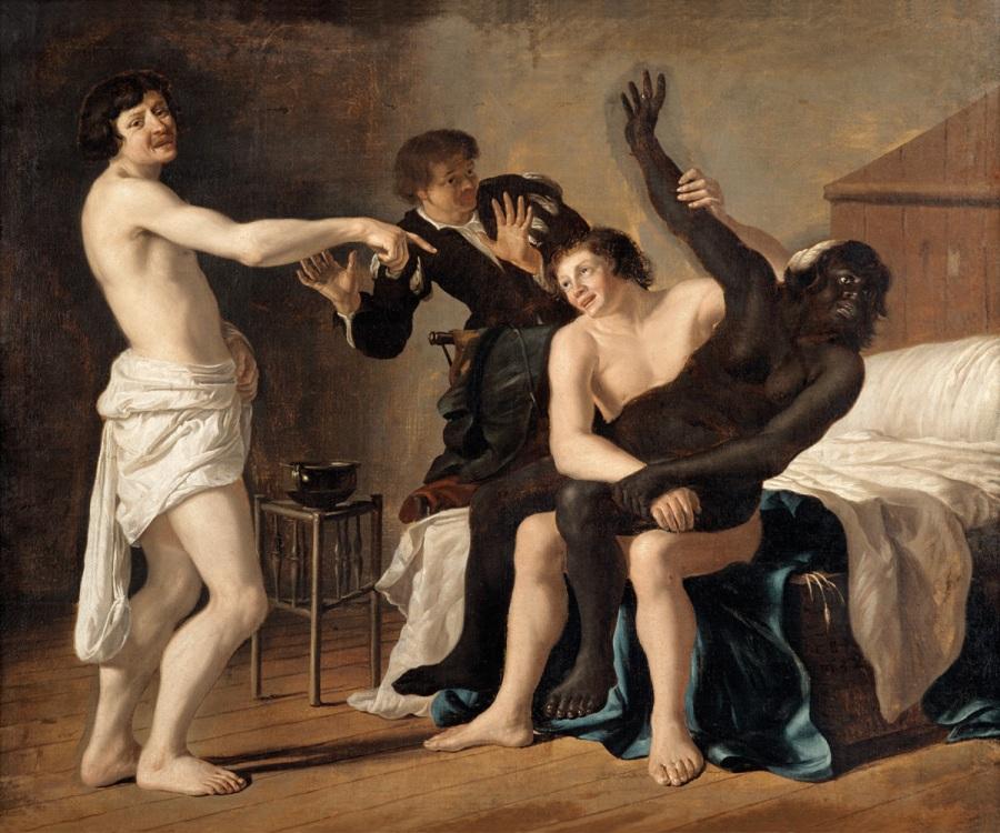 le rapt de la negresse (Blog Magà)