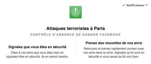 Etat d'urgence la projection de Faeryland reportée suite aux attentats terroristes de Paris (Magà Ettori - Blog)