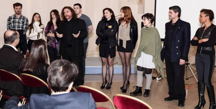 25e Prix Artiste Citoyen du Monde - SENAT 5 - MAGA ETTORI