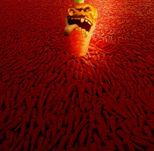 cri de la carotte - Magà Ettori - Chroniques animalistes