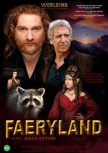 FAERYLAND (Magà Ettori) - VEGGIEWORLD affiche
