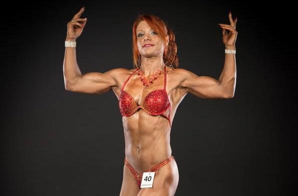 julie vegan warrior