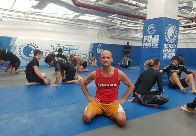 Ludovic Champion Pan américain et vice champion du monde JIUJITSU BRÉSILIEN NOGI