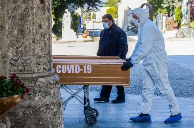 covid19 enterrement