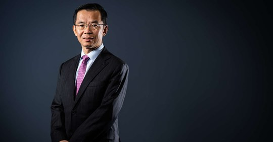 L'ambassadeur de Chine Lu Shaye