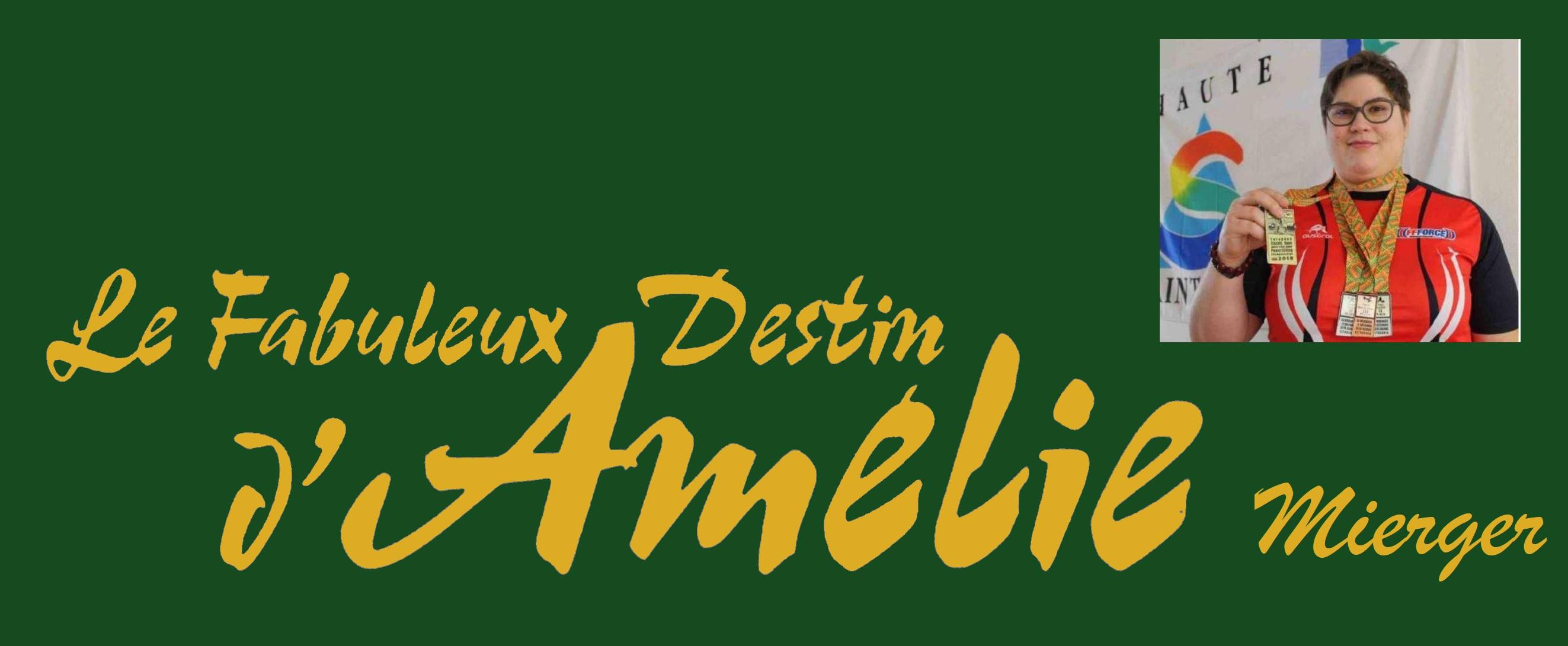 Amélie Mierger Act now 1