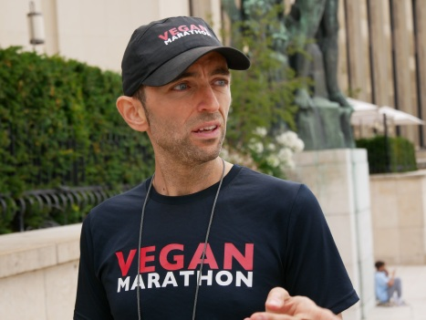 VEGAN MARATHON WORD 18