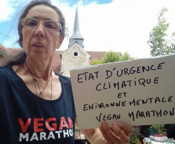 VEGAN MARATHON WORD 5